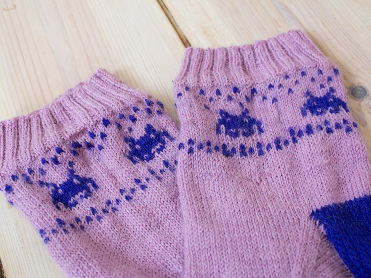 spaceinvader socks2